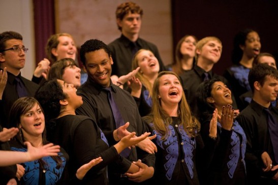 Youth Choir 2010
