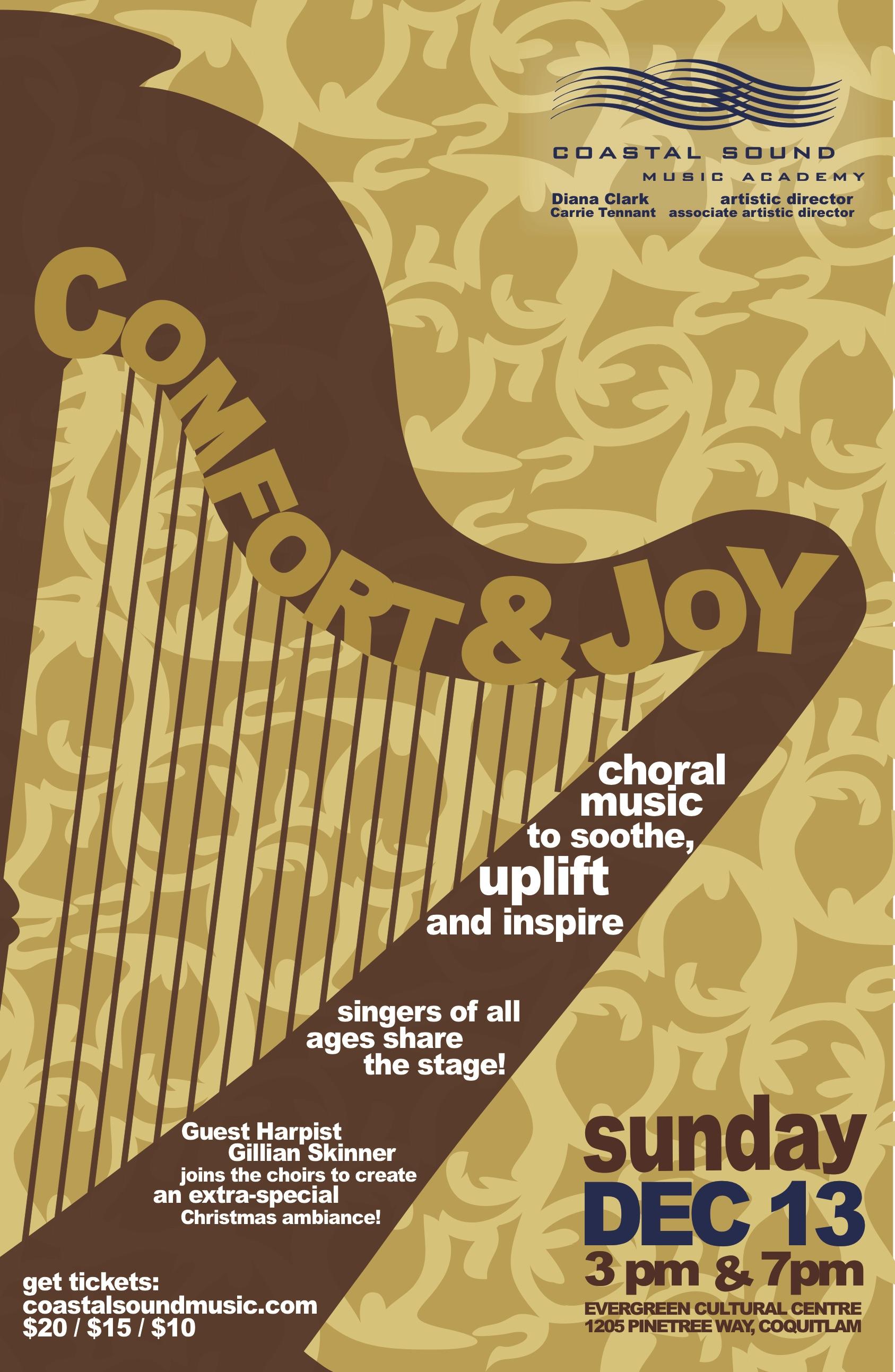 Oct 31-ComfortandJoy