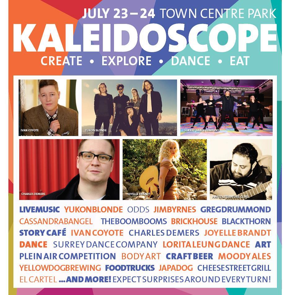 Kaleidoscope-Poster